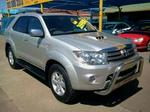 2010 Toyota Fortuner 3.0 D-4D Raised Body Auto