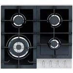 Kelvinator 60cm Glass Gas Hob
