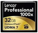 Lexar 32GB Professional 1000x CompactFlash Memory Card