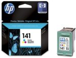 HP # 141 Tri-Colour Ink Cartridge