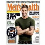 Men's Health Magazine 12 Month Subscription