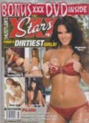 Hustler's XXX Stars Number 6 Editors Of Hustler Magazine
