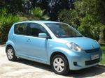 Daihatsu 2008 Sirion 1.3i Manual Blue 86474km