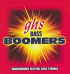 Ghs Strings GHS Boomers Medium Light Electric Bass Guitar Strings