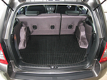 Escape Gear Load Liner Toyota Fortuner With Jump Seats