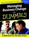Managing Business Change for Dummies - Paperback
