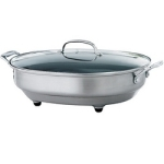 Russell Hobbs RHFP-04 Oval Electric Frying Pan