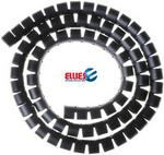 Ellies Express Sleeve 1.5m x 16mm Black