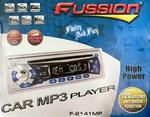 Fusion F-2141MP Car MP3 Player
