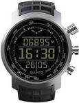 Suunto Elementum Terra Black Rubber Multifunction Outdoor Watch