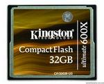 Kingston CF/32GB-U3 32GB Ultimate Compact Flash