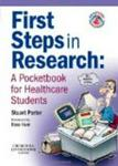 First Steps in Research: A Pocketbook for Healthcare Students (Physiotherapy Pocketbooks)