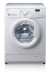 LG F8068QDP Front Loader Washing Machine