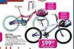 Backtrail Edge Or Princess Bmx With Free Helmet