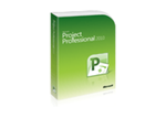 Microsoft Project 2010 Standard Full Product Package / DVD For Windows