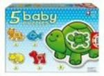 Educa Animals Baby Puzzles (5 Assorted)