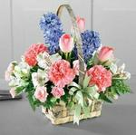 elegant Mixed Basket