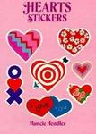 Hearts Stickers: 28 Pressure-sensitive Designs 28 Pressure-sensitive Designs