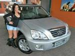 Chery 2012 Tiggo 2.0 Txe Auto Automatic Silver 101km