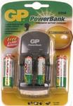 GP Power Bank S350 Charger Set