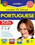 Eurotalk Learn To Speak Portuguese Triple Pack - Talk Now World Talk And Bonus Disc
