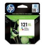 HP No 121XL Color Ink Cartridge