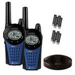 Cobra Mt975 Walkie Talkie Radio Twin Pack (12km)