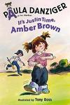 It's Justin Time, Amber Brown (Puffin Easy-To-Read)