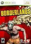 2k Games Borderlands Xbox 360