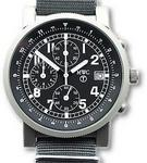MWC Mil Tec Military Pilots Chronograph Military Watch