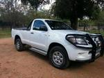 2008 Toyota Hilux 2.5 D-4D SRX Raised Body Single Cab