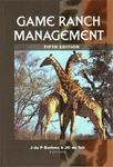 Game Ranch Management 5th Edition
