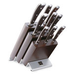Wusthof Ikon 9 Piece Knife Block Set