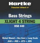 Hartke HSB 440 X-Light 4-String Bass Strings