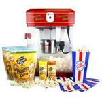 Home Cinema Popcorn Maker Kit [Pre-order]