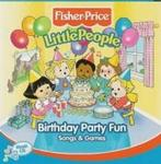 Fisher-price Little People Birthday Party Fun