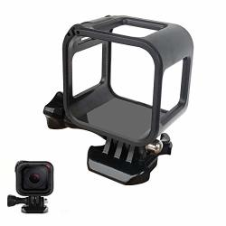 NeewKapt Protective Housing Frame Cover Skeleton Case With Buckle & Thumb Screw For Gopro Hero 5 4 Session