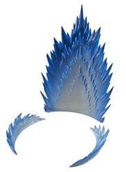 Bluefin Distribution Toys Bandai Tamashii Nations Energy Aura Blue Action Figure