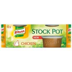 KNORR - Stock Pot Chicken 4 X 28G