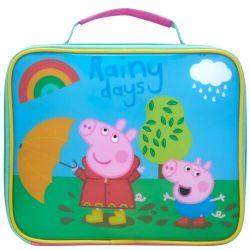 Peppa Pig - Rectangular Lunch Bag