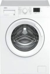 Defy 6kg Front Loader Washing Machine in White