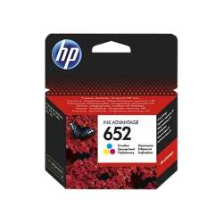 HP 652 Tri-colour Ink Cartridge