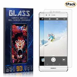 Cusking Huawei P9 Plus Screen Protector Tempered Glass HD Shock Absorbent Screen Protector Film For Huawei P9 Plus Easy Installa