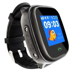 ACTIVE Kids Gps Tracker W IPX7 Black