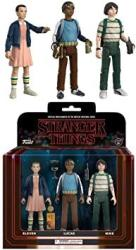 USA Funko Action Figure: Stranger Things 3PK Pack 1 Collectible Action Figures