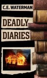 Deadly Diaries Hardcover Large Type Large Print Edition