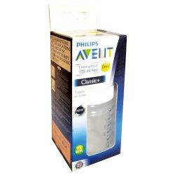 Philips Avent - Classic+ Feeding Bottle 125ML