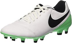 Nike Tiempo Genio II Leather Fg Men's Soccer Cleats 10 D M Us