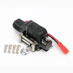 HobbyCrawler 1 10 Scale Rc Rock Crawler Electric Warn 9 5CTI Winch Control  For Axial SCX10 II AX10 Traxxas TRX-4 Tamiya CC01 Hsp   R1155 00   Dolls  