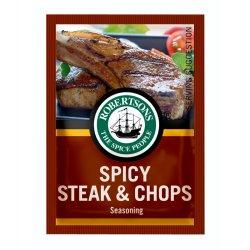 Robertsons - E spice -steak &